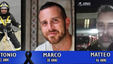 Photo of Pompieri uccisi in Alessandria, fermato un uomo: ecco di chi si tratta