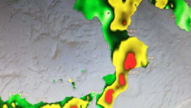 Photo of Meteo Calabria: l' aggiornamento a cura del Multirischi Arpacal