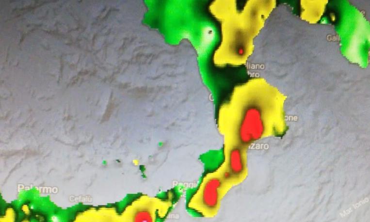 Meteo Calabria: l' aggiornamento parla di temperature caldissime