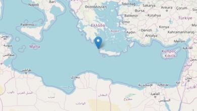 Photo of Fortissima scossa di terremoto in Grecia, sisma avvertito a Cosenza