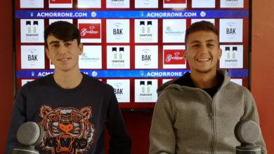"""Photo of Azzinnaro e Misuri, cuore Morrone: """"Finora ok ma ci manca qualcosa"""""""