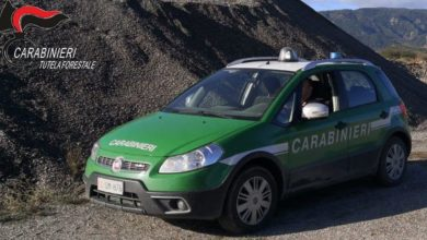 Photo of Calopezzati, un uomo arrestato per furto di inerti
