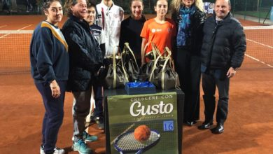 Photo of Tennis, Beatrice Veltri e Lorenzo Tagarelli campioncini U16
