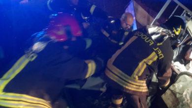 Photo of Luzzi, incidente tra due automezzi pesanti: intervengono i Vigili del Fuoco