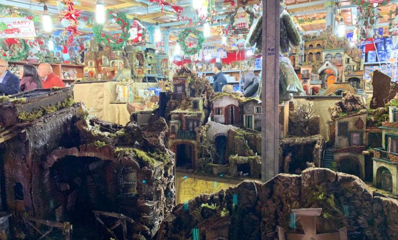 Cosenza, al via i Mercatini di Natale a piazza Bilotti