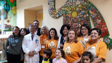 "Photo of Cosenza, presentato ""l'Amico Gigante"" all'Ospedale Civile Annunziata"