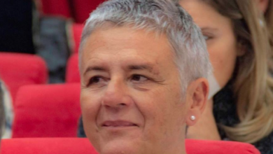 Photo of Antonella Veltri alla guida della rete nazionale dei centri antiviolenza