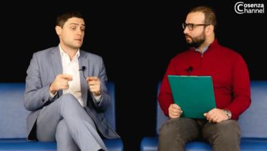 Photo of Il deputato Alessandro Melicchio a Cosenza Channel Interview