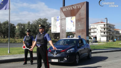 Photo of Mirto Crosia, i carabinieri arrestano due persone per spaccio di droga