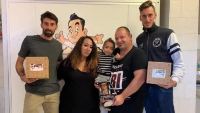 "Photo of Cosenza, il ""panettone dei campioni"" per beneficenza"