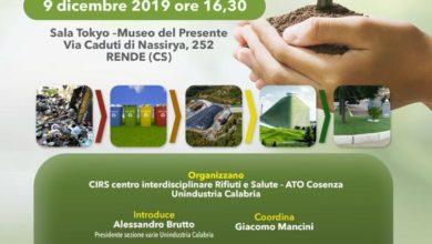"""Photo of Rifiuti, """"Non nel mio giardino"""": iniziativa per informare i cittadini"""