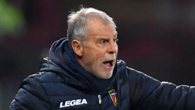Photo of Braglia: «Gran secondo tempo. Chiedo ai tifosi di stringersi intorno a noi»