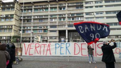 Photo of Inchiesta sulla morte di Denis Bergamini, le foto della manifestazione