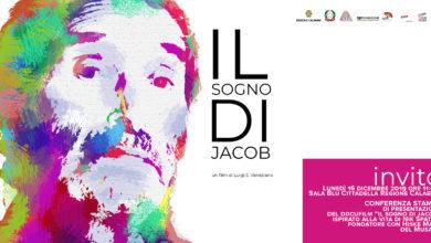 """Photo of """"Il sogno di Jacob"""", lunedì 16 la presentazione"""