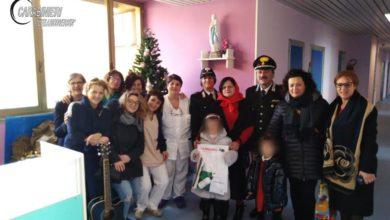 Photo of La speciale Epifania dei Carabinieri Forestali per i più piccoli