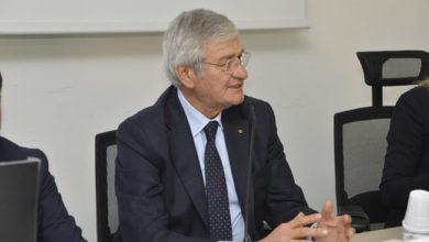 Photo of Il banchiere Rizzuto, Nicola Adamo e l'imprenditore da presentare al Pd