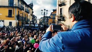 Photo of Salvini a Serra San Bruno tra Regionali e le accuse di spaccio a un tunisino