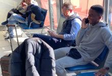 Photo of Omeonga e l'agente ripartono da Lamezia. «Cosenza irreprensibile»