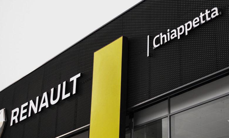 Photo of Chiappetta inaugura la nuova sede Renault. Show gratuito di Paolo Rufini