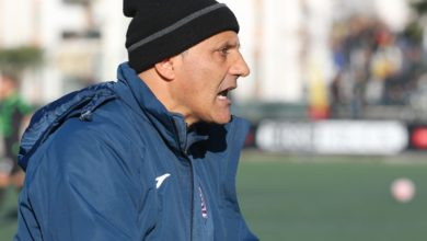 "Photo of Stranges: ""Morrone non guardare la classifica. A Reggio per fare bene"""