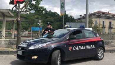 Photo of Cosenza, un chilo di marijuana nel trolley: arrestato 19enne
