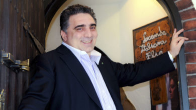 Photo of Il calabrese Elio Orsara diventa Commendatore della Repubblica italiana