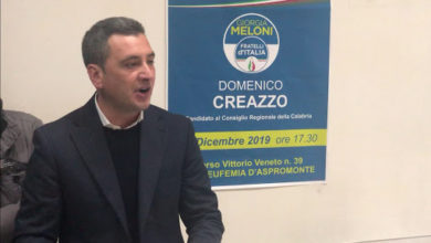 Photo of 'Ndrangheta, arrestato il neo consigliere regionale Domenico Creazzo