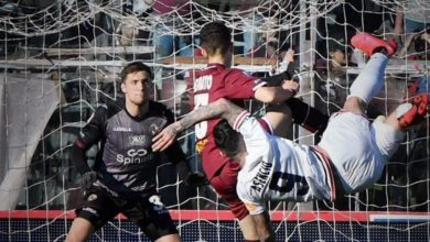 Photo of Livorno, incredibile Spinelli. Niente prolungamento con 18 calciatori