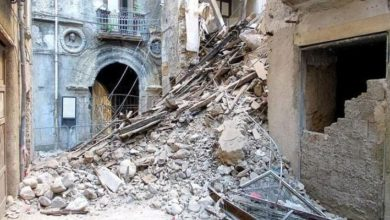 Photo of Centro storico, dopo il sisma si temono nuovi crolli