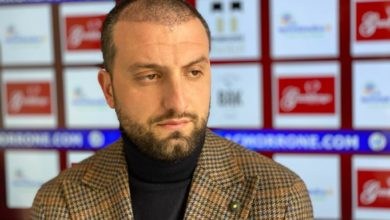 "Photo of Morrone, il vicepresidente Caputo indica la strada: ""Centriamo i play-off"""