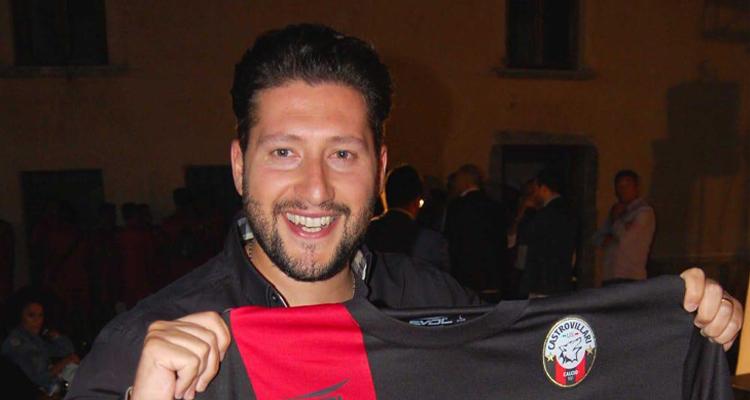 Alessandro Di Dieco, presidente del Castrovillari