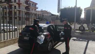 Photo of Carabinieri in aiuto di una coppia di anziani rimasta senza acqua da bere