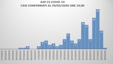 Photo of Coronavirus a Cosenza, 53 ricoveri (compresi i pazienti a Catanzaro)