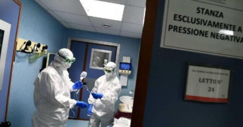 cosa serve per un reparto di malattie infettive  prima e