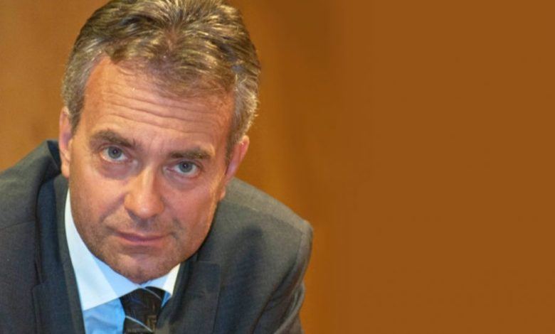 L'assessore regionale Gianluca Gallo
