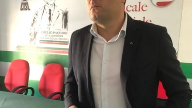 Photo of Cisl vicina a Oriolo e al suo Sindaco
