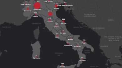 Photo of In Calabria 60 casi di coronavirus: peggiora la situazione a Cosenza