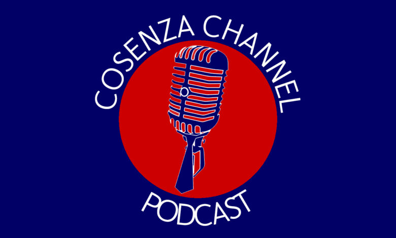 cosenzachannel podcast