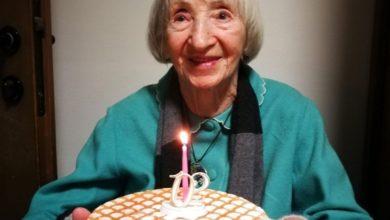 Photo of Nonna Lina, la 102enne che ha sconfitto da sola il virus