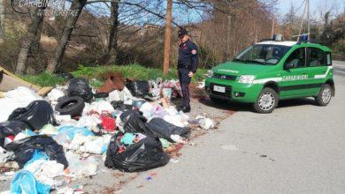 Photo of Abbandono rifiuti ad Acri e Bisignano: identificati i trasgressori