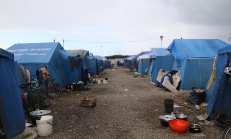 «I migranti della Tendopoli di San Ferdinando rifiutano la cucina da campo»