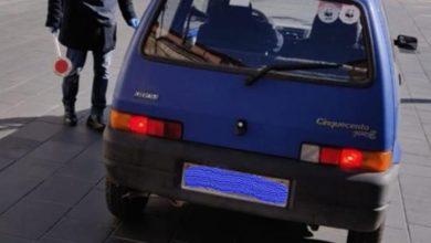 Photo of Fagnano, sindaco in strada a controllare chi va in giro