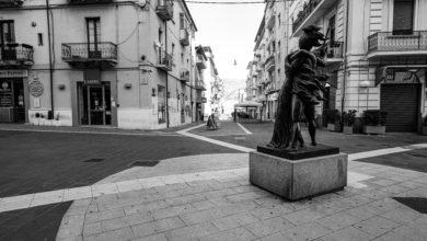 """Photo of """"Basta bici e pericoli sull'isola pedonale"""""""