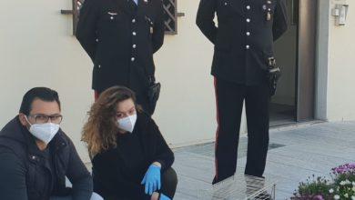 Photo of Carabinieri salvano un falco insieme al vice sindaco del comune di Canna