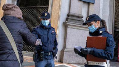 Photo of Misure anti-contagio, aumentano le denunce: ieri oltre 7mila