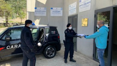 Photo of Oriolo, computer consegnati dai carabinieri della Compagnia di Corigliano