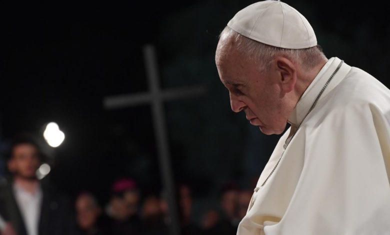 Papa Francesco, netto la sua posizione sul Coronavirus