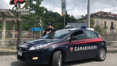 Photo of Spaccio di droga a Castrolibero, arrestato un 47enne