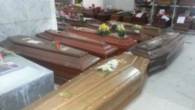 Photo of Ambrogio: «Al cimitero 80 bare ancora da tumulare»