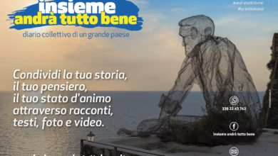 """Photo of Il progetto """"Insieme andrà tutto bene"""" sulla radiotelevisione svizzera"""